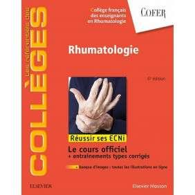 CAMPUS RHUMATOLOGIE 6ED (COFER)