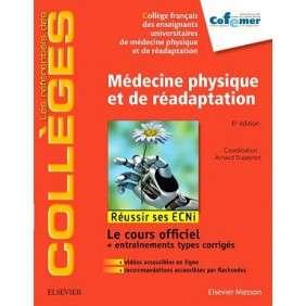 CAMPUS MEDECIN PHYSIQUE ET DE READAPTATION 6ED