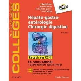 HEPATO-GASTRO-ENTEROLOGIE CHIRURGIE DIGESTIVE