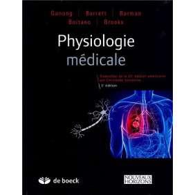 PHYSIOLOGIE MEDICALE 3E ED- NOUVEAUX HORIZONS