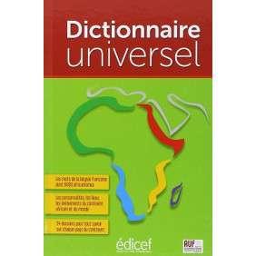 DICTIONNAIRE UNIVERSEL AFRIQUE NOUVELLE EDITION 2018