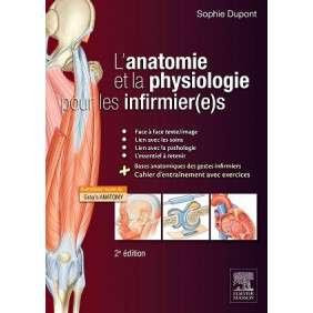 CAMPUS L'ANATOMIE ET LA PHYSIOLOGIE POUR LES INFIRMIER(E)S 2E ED