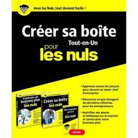 CREER SA BOITE TOUT EN UN POUR LES NULS