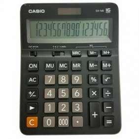 CALCULATRICE CASIO GX-16B