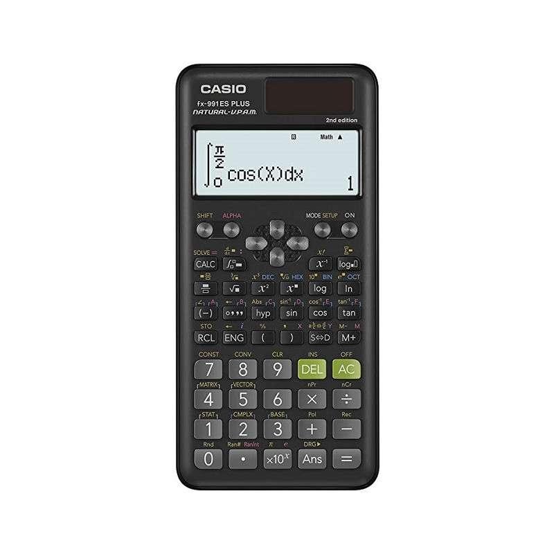 CASIO FX-991ES CALCULATRICE SCIENTIFIQUE