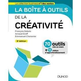 LA BOITE A OUTILS DE LA CRÉATIVITÉ 3 EDITION CAMPUS
