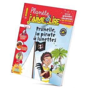 PLANETE J'AIME LIRE N°48 - A LA POURSUITE DU PAPILLON !