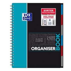 CAHIER ORGANISER BOOK 1+A4