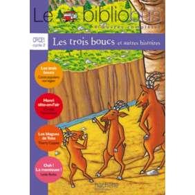 LE BIBLIOBUS N  12 CP/CE1 - LES TROIS BOUCS - LIVRE DE L'ELEVE - ED.2005