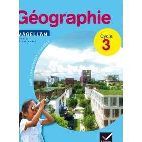 MAGELLAN GEOGRAPHIE CYCLE 3 - MANUEL DE L'ELEVE ED 2012