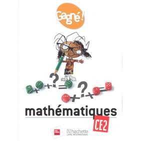 Mathématique  GAGNE   CE2  (Hachette NEI CEDA)