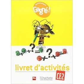 Mathématique GAGNE Livret d'Activités CE1 (Hachette NEI CEDA)