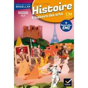 MAGELLAN HISTOIRE CM ED. 2016 - LIVRE DE L'ELEVE
