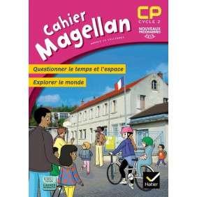 MAGELLAN QUESTIONNER LE TEMPS ET L'ESPACE CP ED. 2016 - CAHIER DE L'ELEVE