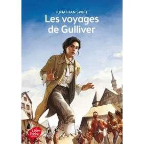 LES VOYAGES DE GULLIVER - TEXTE ABREGE