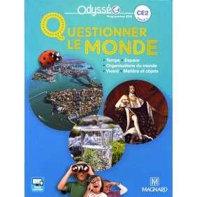 2017 QUESTIONNER LE MONDE CE2 ELEVE