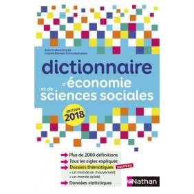 DICTIONNAIRE D'ECONOMIE ET DE SCIENCES SOCIALES - NE