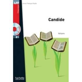 CLASSIQUES - T01 - LFF B1 : CANDIDE + CD AUDIO MP3