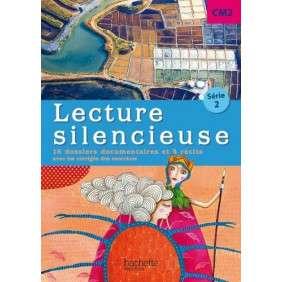 LECTURE SILENCIEUSE CM2 SERIE 2 - POCHETTE ELEVE - ED. 2012