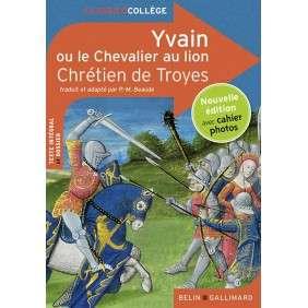 YVAIN OU LE CHEVALIER AU LION - NOUVELLE EDITION