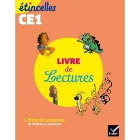 ETINCELLES - FRANCAIS CE1 ED. 2019 - LIVRE DE LECTURES DE L'ELEVE