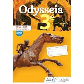 ODYSSEIA GREC 3E - FICHIER DE L'ELEVE - ED. 2018