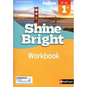 SHINE BRIGHT 1RE WORKBOOK 2019
