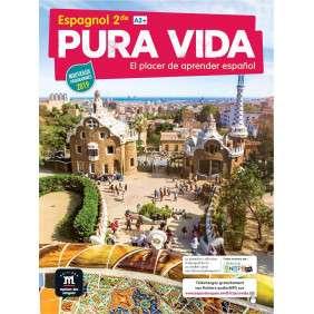 PURA VIDA 2DE - LIVRE DE L'ELEVE