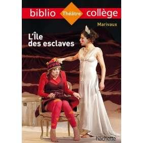 BIBLIOCOLLEGE - L'ILE DES ESCLAVES