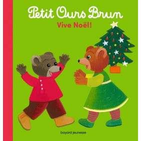 PETIT OURS BRUN - VIVE NOEL !