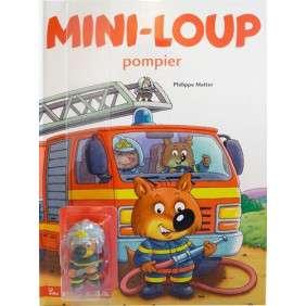 MINI-LOUP POMPIER / AVEC FIGURINE DE ML POMPIER