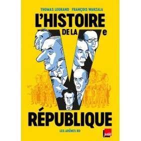 L'HISTOIRE DE LA REPUBLIQUE - T LE GRAND