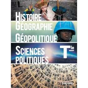 HISTOIRE-GEOGRAPHIE GEOPOLITIQUE ET SCIENCES POLITIQUES TLE 2020 - MANUEL ELEV