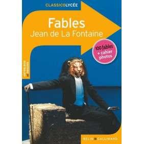 CLASSICO LES FABLES DE LA FONTAINE (LYCEE)