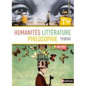 HUMANITES, LITTERATURE ET PHILOSOPHIE TERMINALE, MANUEL 2020