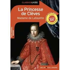 LA PRINCESSE DE CLEVES , NOUVELLE EDITION 2020