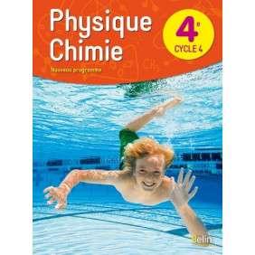 PHYSIQUE CHIMIE 4E LIVRE DE L'ELEVE