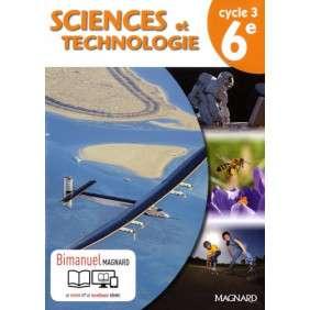 6E SCIENCES ET TECHNOLOGIES ELEVE BIMANUEL