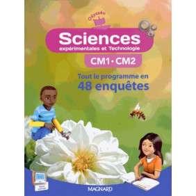 48 Enquêtes sciences expérimentales et technologie CM CM1/CM2