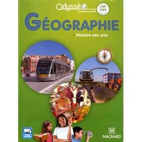 GEOGRAPHIE CM1/CM2 ELEVE