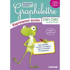 Graphilettre,expression,ecrite,cm1,cm2