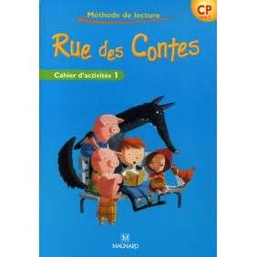 RUE DES CONTES CAHIER 1