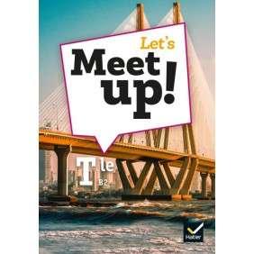 LET'S MEET UP ! ANGLAIS TLE , ED. 2020 , LIVRE ELEVE