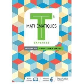 BARBAZO MATHEMATIQUES EXPERTES TERMINALES , LIVRE ELEVE , ED. 2020