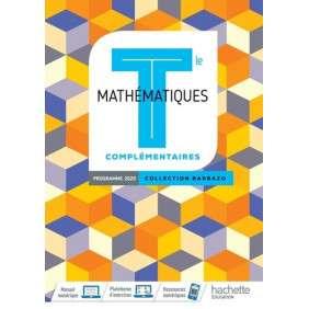 BARBAZO MATHEMATIQUES COMPLEMENTAIRES TERMINALES , LIVRE ELEVE , ED. 2020