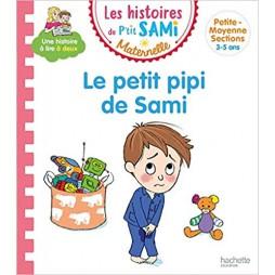 SAMI ET JULIE LECTURE MATERNELLE LE PETIT PIPI DE SAMI - (3 - 5 ANS)
