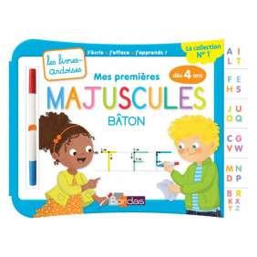 MES PREMIERES MAJUSCULES BATON