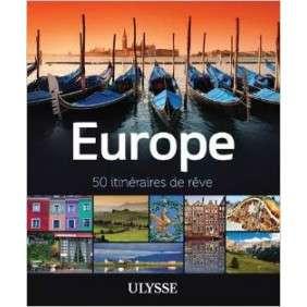 Europe -50 Itineraires De Rêve