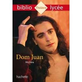 BIBLIOLYCEE - DOM JUAN, MOLIERE