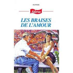 ADORAS N°42 LES BRAISES DE L'AMOUR